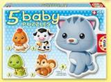 Puzzle Baby Animales Educa 13473