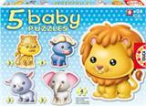 Puzzle Baby Animales Salvajes Educa 14197