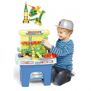 Banco de herramientas con casco Chicos 12062
