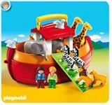 Playmobil 1.2.3 Arca de Noe maletín 6765