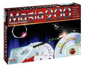 Juego de magia 200 trucos Falomir 1160