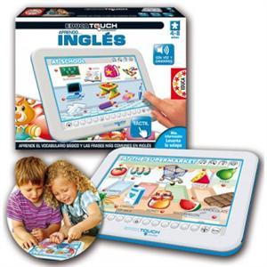 Educa Touch Junior aprendo inglés táctil 15438