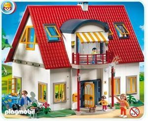Playmobil Casa Moderna 4279