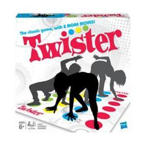 Juego Twister Hasbro 98831
