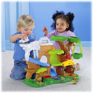 Fisher Price Little People Zoo animalitos interactivos Mattel 5257W