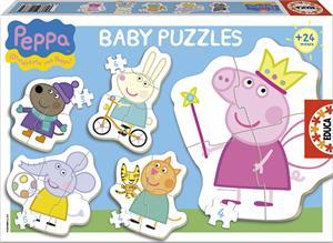 Puzzle Baby Peppa Pig Educa 15622