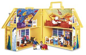 Playmobil Casa de Muñecas  Maletin 5167