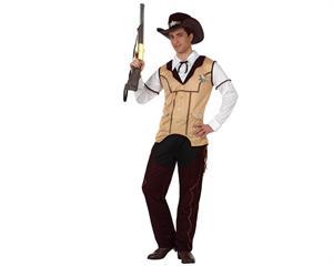 DISFRAZ ATOSA ADULTO 14 SHERIFF HOMBRE T 2 10221