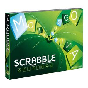 Juego Scrabble original España Mattel 9594Y