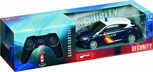 Coche radio control Renault Megane Policia Nacional Escala 1:24  Mondo 63167