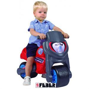 Correpasillos Moto Feber 1 Sprint 62 cm chico Famosa 809165