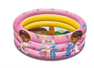 Doctora juguetes piscina 3 aros 100 Cm Mondo 16473
