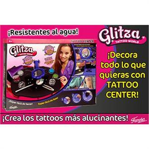 Glitza Estudio de Tatuajes Famosa 711462