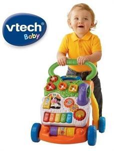 Correpasillos Andador con Centro de Actividades Vtech 77022