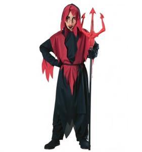 Halloween  Disfraz infantil diablo Talla L DE 8 A 10 años Rubie's  881916-L DISPONIBLE SOLO EN TIENDA