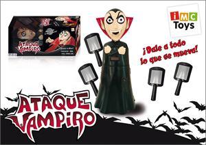 Juego Ataque Vampiro IMC 9752