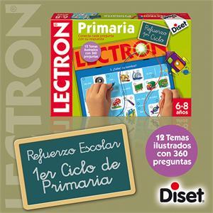 Lectron primaria 6-8 Años Diset 64937