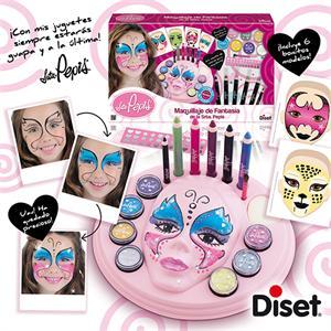Maquillaje fantasia señorita Pepis Diset 46658