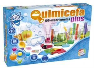 Quimicefa plus 150 experimentos Cefa 21629