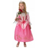 Disfraz Infantil Bella Durmiente Aniversario Talla L (8-10 Años)(Solo Disponible En Tienda) Rubies 888837-L