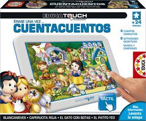 Educa Touch Cuentacuentos 12 actividades Educa 15746