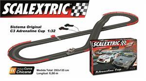 Scalextric C3 Adrenaline Cup 10130