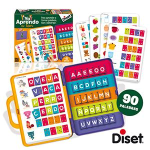 Yo Aprendo A Leer Diset 63715 (63718)