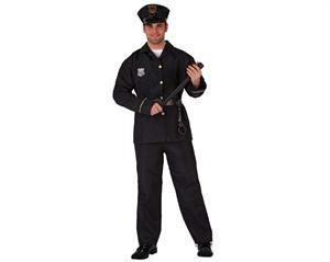 DISFRAZ ATOSA ADULTO POLICIA 93771(SOLO DISPONIBLE EN TIENDA)