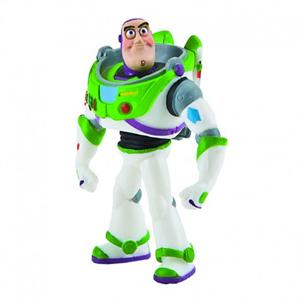 Figura  Pvc Buzz Lightyear Toy Story Bullyland 12760