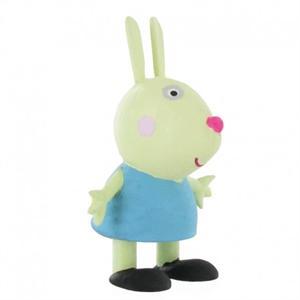 Figura PVC Conejita Rebecca Peppa Pig Yolanda 99685