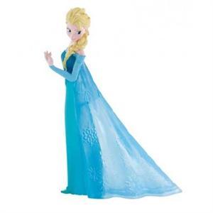 Figura Pvc Elsa De Frozen Bullyland  12961