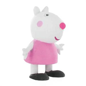 Figura PVC Oveja Suzzy Peppa Pig Comansi 99684