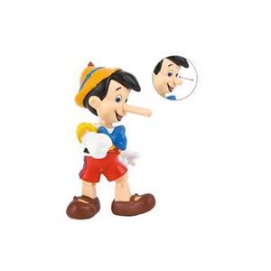 Figura Pvc Pinocho Crece Nariz Bullyland 12399