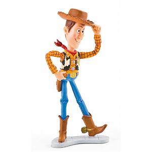 Figura Pvc Woody Toy Story Bullyland 12761