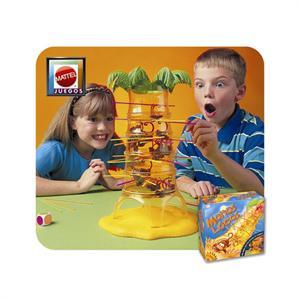 Juego Monos locos  Mattel 52563