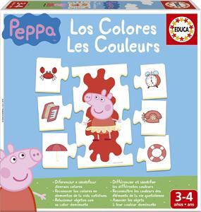 Peppa Pig Aprendo Los Colores  Educa 16225
