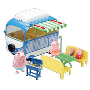 Peppa Pig autocaravana Bandai 84211