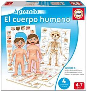 Aprendo El Cuerpo Humano Educa 16472