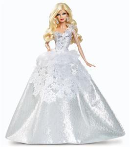 Barbie Colección Holiday 25 aniversario Mattel X8271
