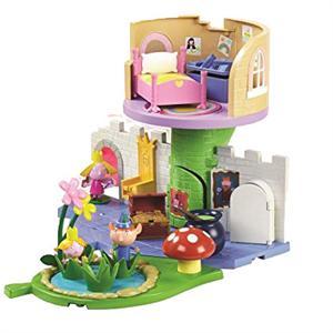 Ben & Holly castillo mágico con 2 figuras Bizak 64005284
