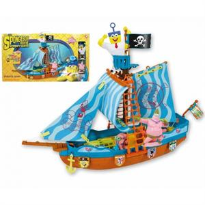 Bob Esponja barco pirata Simba 9496292