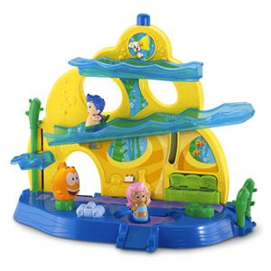 Fisher Price Bubble Guppies colegio submarino Mattel 1CDB