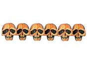 Halloween  Guirnalda calavera 4 metros Rubies 4178