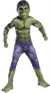 Hulk disfraz classic infantil talla L-7-8 años Rubies 610428L (DISPONIBLE SOLO EN TIENDA)