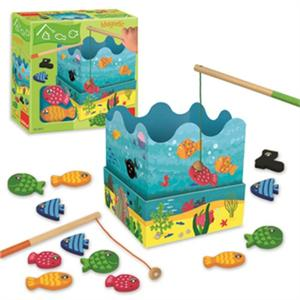 Juego de la pesca madera Diset  53412