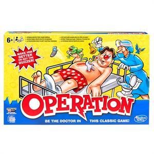 Juego operación Hasbro 2176B