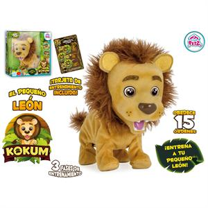 Kokum el primer león interactivo IMC 94710