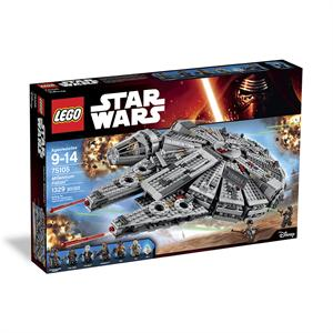 Lego Star Wars Milennium Falcon 75105