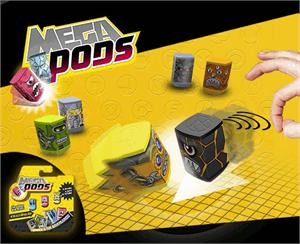 Megapods pack 3 figuras (varios modelos) Bizak 111