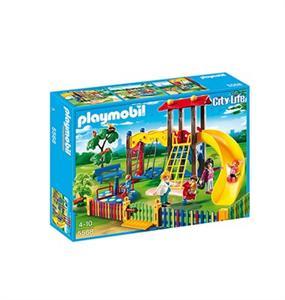 Playmobil city life zona de juegos infantil 5568